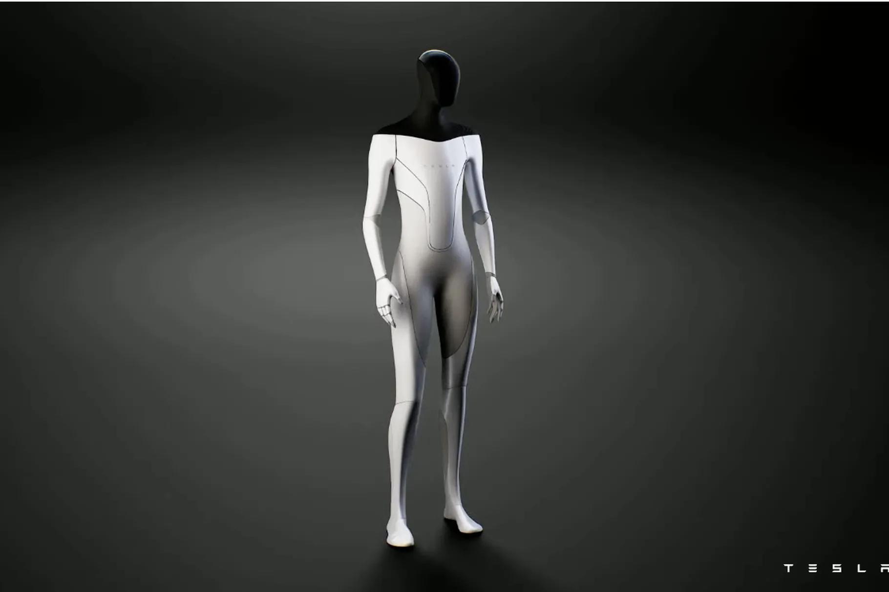 Tesla Announces their Humanoid Robot